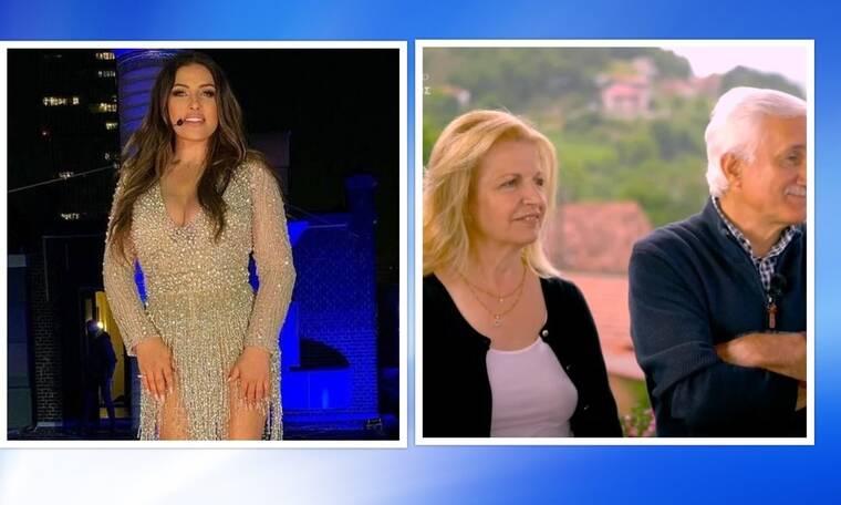 Παπαρίζου: Μας σύστησε τους θείους της και αποκάλυψαν τι έκαναν τη βραδιά που κέρδισε στη Eurovision