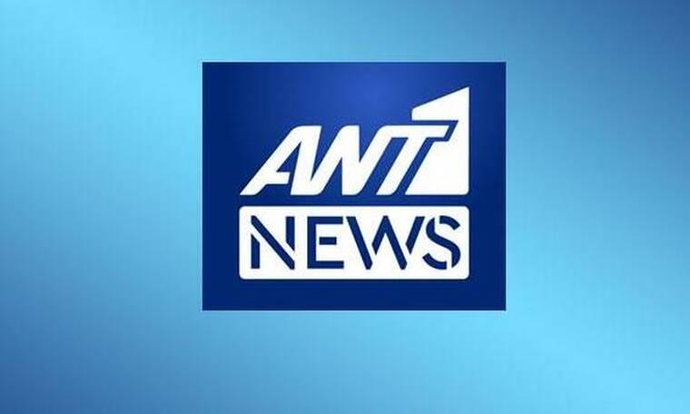 Πρωτιά για το κεντρικό δελτίο ειδήσεων του ΑΝΤ1 στο δυναμικό κοινό 18-54
