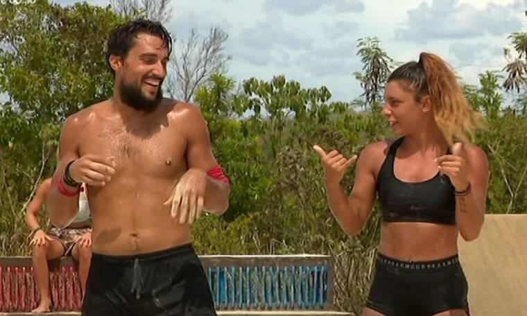 Survivor: Ο Σάκης Κατσούλης κέρδισε την ατομική ασυλία - Με ποιους πήγε στο beach party;