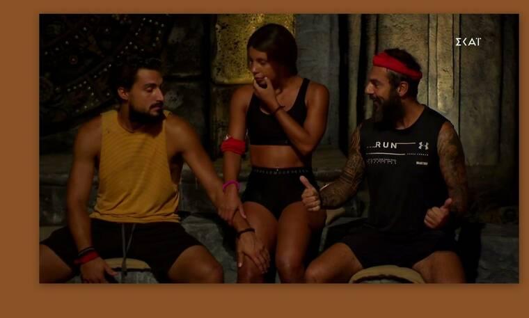 Survivor: Τριαντάφυλλος: Oι πρώτες δηλώσεις μετά την αποχώρησή του - Τι του εκμυστηρεύτηκε ο Σάκης