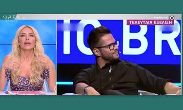 Big Brother: Η απάντηση του ΣΚΑΪ στον Γιώργο Τσαλίκη