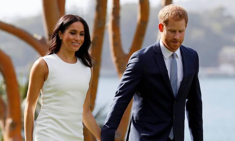 Ο Harry «ποζάρει» με τη νεογέννητη κόρη του και τη Diana: Το σκίτσο συγκινεί