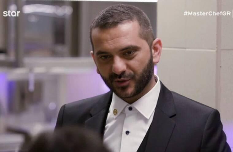 Masterchef 5: Ο Κουτσόπουλος έκανε τα παράπονά του on air στην Καγιά και το Twitter τη... δίκασε!