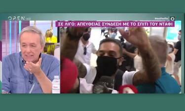 Survivor: Η απίστευτη δήλωση του Μικρούτσικου για την άφιξη του Ντάφυ που μας άφησε άφωνους!