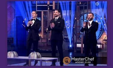 MasterChef 5: Δείτε πλάνα από τον αποψινό μεγάλο τελικό - Ποιος θα είναι ο νικητής;