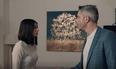 8 λέξεις: Ο Αιμίλιος δεν συγκινείται από την εξομολόγηση της Ελισάβετ - Πλάνα από το επεισόδιο