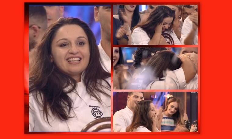 MasterChef 5 τελικός: Η Μαργαρίτα είναι η πρώτη Ελληνίδα MasterChef!