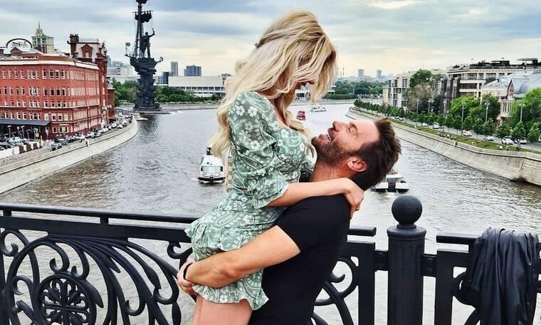 Τζώρτζογλου - Μαργιόλα: Τα καυτά φιλιά και τα τρυφερά λόγια του Στράτου στο Instagram