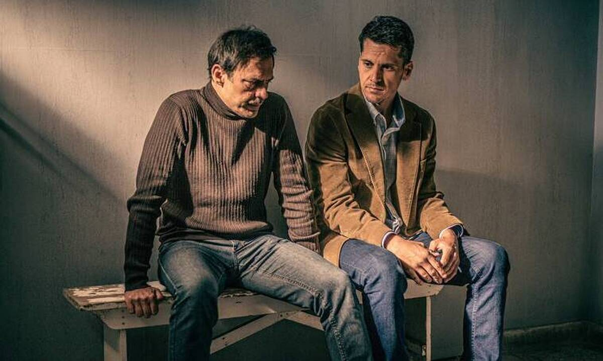 Έξαψη: Ο Μηνάς βγαίνει από τη φυλακή - Θρίλερ με τον πραγματικό ένοχο