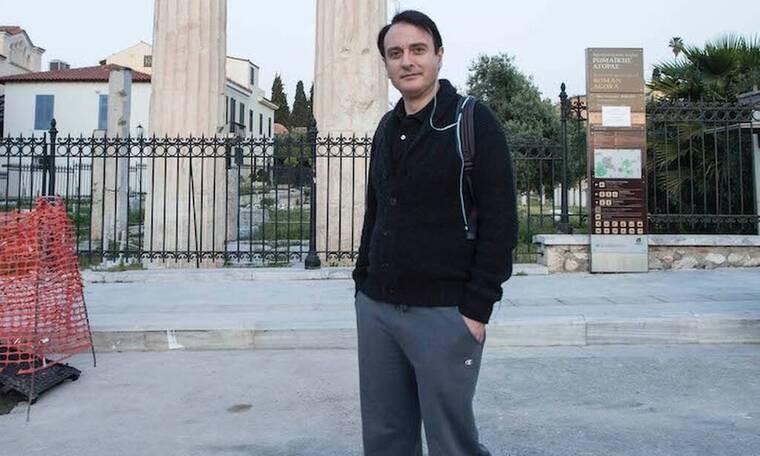 Γιώργος Γαλίτης: «Δεν με ενδιαφέρει η δημοσιότητα, προτιμώ να με γνωρίζουν για τη δουλειά μου»