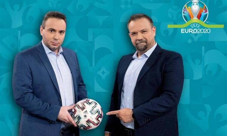 Euro 2020: Γεωργακόπουλος - Βλάχος: Περιγράφουν την πιο δύσκολη και έντονη στιγμή της καριέρας τους