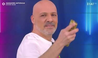 Καλό μεσημεράκι: Η μπηχτή του Μουτσινά για το Star μετά τον τελικό του MasterChef