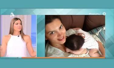 Τσιμτσιλή: Γενέθλια για την κόρη της, Μαίρη – Οι τρυφερές ευχές και η αποκάλυψη για τον τοκετό