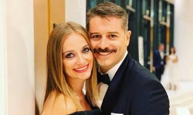Αλέξανδρος Μπουρδούμης: Η σύζυγός του Λένα Δροσάκη και ο γιος τους νόσησαν από κορονοϊό