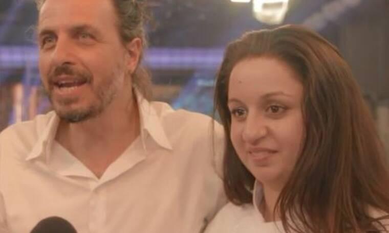 Η φωτό του Τζιοβάνι με την Μαργαρίτα από τον τελικό MasterChef που λίγοι παρατήρησαν