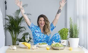 Πρεμιέρα για τη «Madame Ginger», τη νέα καθημερινή green μαγειρική εκπομπή του OPEN