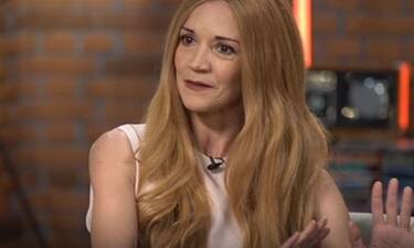 After Dark: Ιωάννα Παππά: Αυτός είναι ο λόγος που απείχε από την τηλεόραση