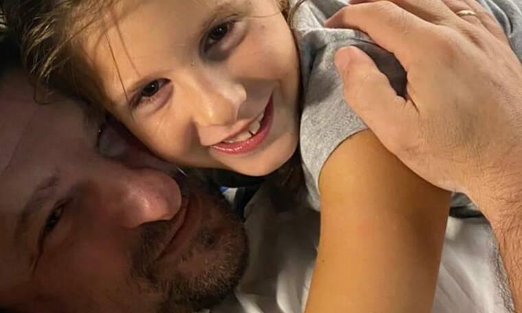 Νίκος Χαρδαλιάς: Η μικρή του κόρη είχε γενέθλια - Φώτο από το πάρτι