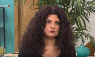 Τάνια Τρύπη: Η κατάθλιψη στην καραντίνα και ο πρωταγωνιστικός ρόλος της κόρης της στο MEGA