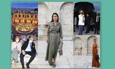 Συναυλία για τα 30 χρόνια ζωής του Μεγάρου Μουσικής Αθηνών - Ποιους είδαμε εκεί; (Photos)
