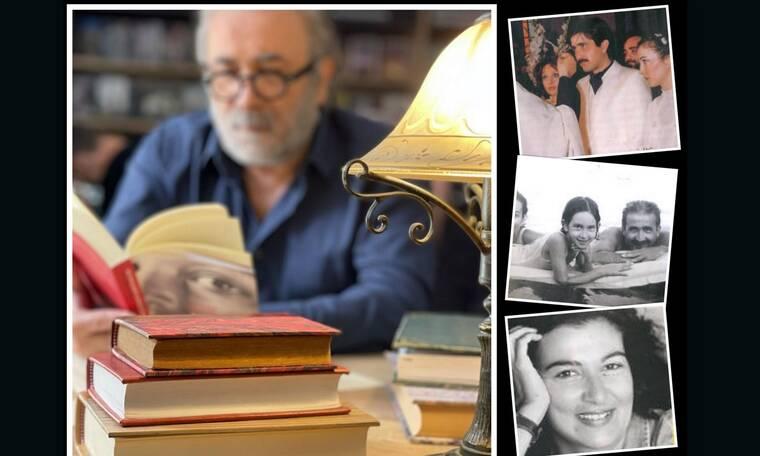 Λάκης Λαζόπουλος: Η συγκλονιστική περιγραφή του για το τελευταίο βράδυ της γυναίκας του!
