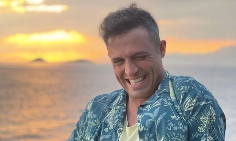 Σάββας Πούμπουρας: Η τρυφερή φωτογραφία με την κόρη του στην παραλία!