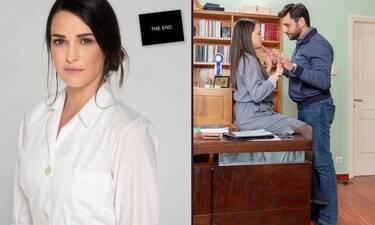 Αγγελική: Ολοκληρώθηκαν τα γυρίσματα της σειράς με μια ασπρόμαυρη φωτογραφία