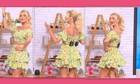 Κατερίνα Καινούργιου: Χόρεψε λαμπάντα και ξεστόμισε επική ατάκα για το κορμί της