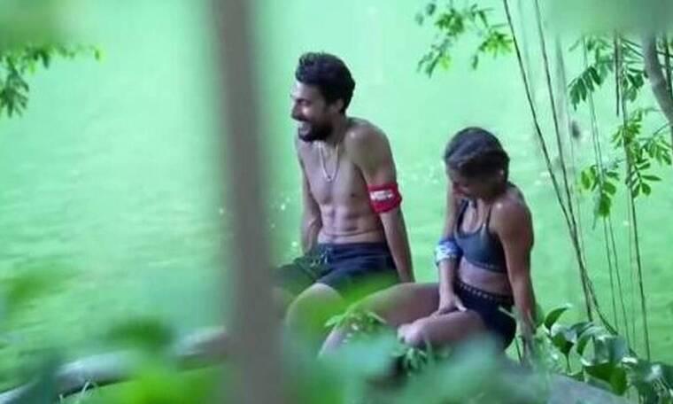 Survivor: Για πρώτη φορά το σπίτι που στέγαζαν τον έρωτά τους Σάκης και Μαριαλένα