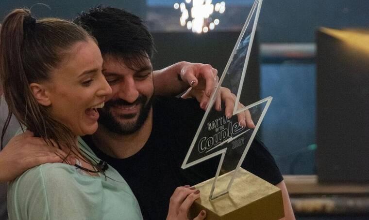 Battle of the Couples: Ο νικητής στο gossiptv: «Έμεινα 12 μέρες εκτός παιχνιδιού.Δεν τα έδειξαν όλα»