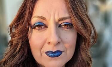 Σοφία Μουτίδου: Είναι ακομπλεξάριστη! Ανέβασε βίντεο που φαίνεται η άβαφη ρίζα & τα λευκά μαλλιά της