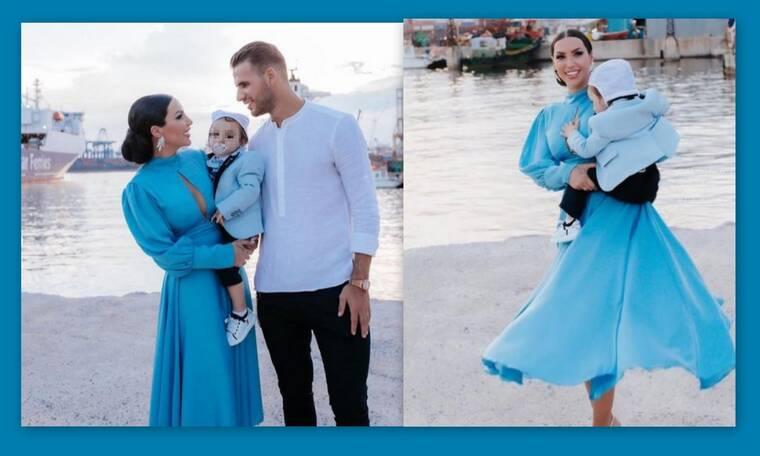 Θεοδωροπούλου–Ταχτσίδης: Βάφτισαν τον γιο τους–Θα ξετρελαθείς με τις γουστόζικες φωτό και το concept