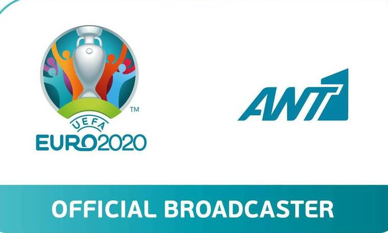 Ant1: Το EURO 2020 στην κορυφή της τηλεθέασης