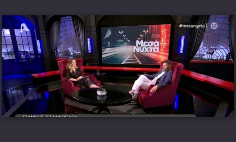 Γιάννης Στάνγκογλου: Θα μείνετε άφωνοι με την αποκάλυψη για την κόρη του στην Ελεονώρα Μελέτη