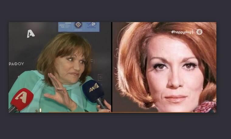 Η εξομολόγησή της Μαίρης Χρονοπούλου: «Χρειάστηκε πολύ κουράγιο για να περπατήσω με το μπαστούνι»