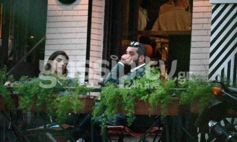 Λεωνίδας Κουτσόπουλος - Χρύσα Μιχαλοπούλου:Η πρώτη επίσημη έξοδος του ζευγαριού παρέα με τον Κοντιζά