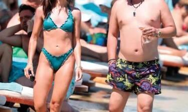Μίνι απόδραση στη Μύκονο για το ερωτευμένο ζευγάρι της showbiz (Photos)