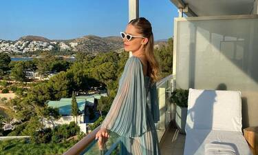 Dior Celebrates Greece:Μαγικές εικόνες από το δείπνο στα Αναφιώτικα - Το βίντεο της Ευγενίας Νιάρχου
