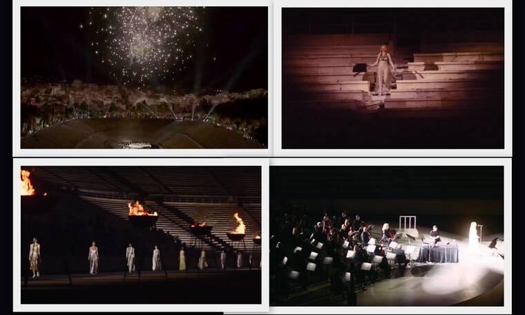 Dior Celebrates Greece: Η φαντασμαγορική έναρξη στο Καλλιμάρμαρο – Οι πρώτες εικόνες