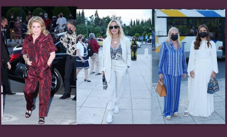 Dior Celebrates Greece: Λαμπερές παρουσίες στο Καλλιμάρμαρο–Οι επώνυμες που «έκλεψαν» την παράσταση