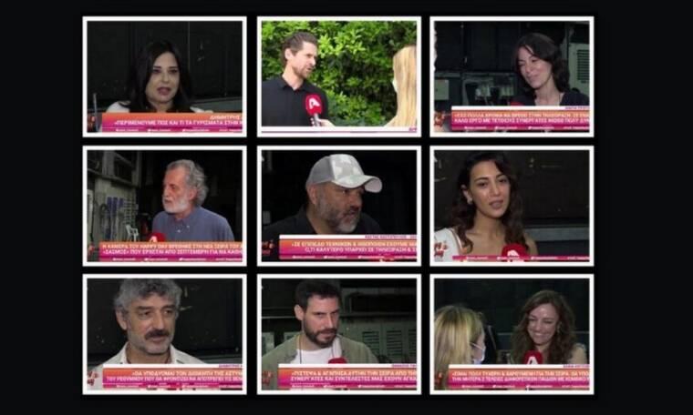 Σασμός: Οι πρώτες δηλώσεις των πρωταγωνιστών της νέας σειράς του ALPHA