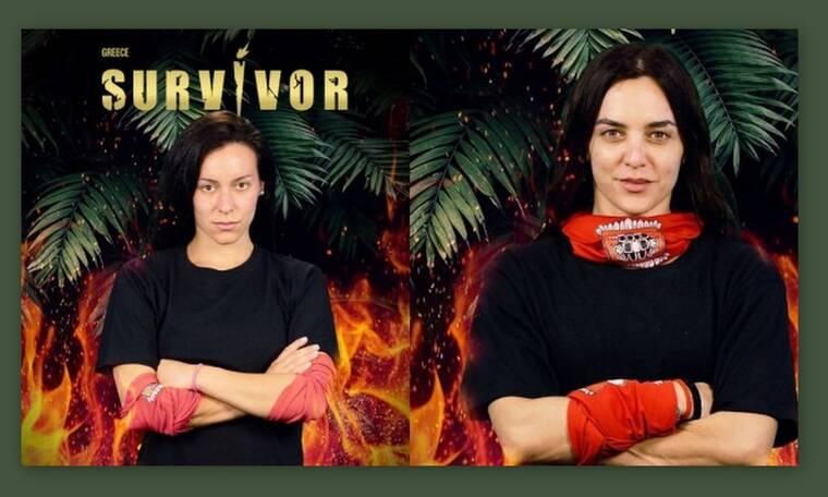 Survivor: «Χείμαρρος» η Μαριάνθη κατά της Καρολίνας - Ατάκες «φωτιά» on camera