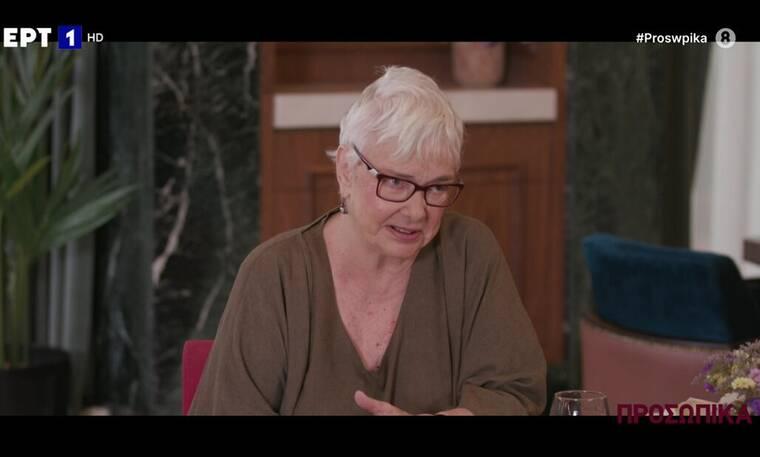 Προσωπικά: Ξένια Καλογεροπούλου - Η τυχαία συνάντηση με τον Μάνο Χατζηδάκι που της άλλαξε τη ζωή