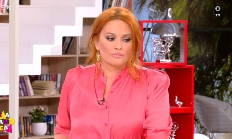Γλυκά Νερά: Σίσσυ Χρηστίδου: «Είμαι ταραγμένη, είμαι συγκλονισμένη! Δεν μου έχει ξανασυμβεί!»