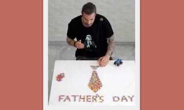Γιορτή του πατέρα: O Άκης Πετρετζίκης γιορτάζει και ανέβασε το πιο τρυφερό βίντεο!