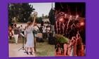 Αλέξανδρος Μπουρδούμης – Λένα Δροσάκη: Βάφτισαν τον γιο τους (Photos & Videos)