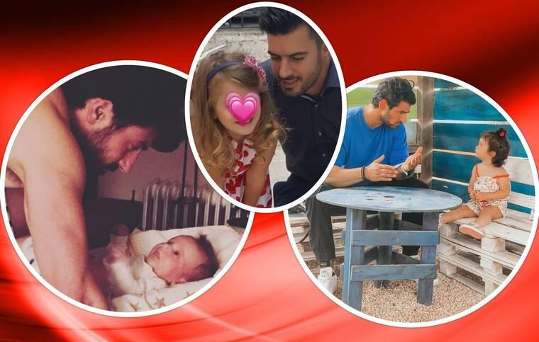 Γιορτή του πατέρα: Οι τρυφερές αναρτήσεις των celebs με τα παιδιά τους!