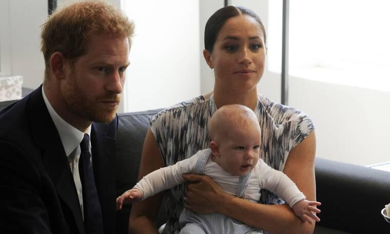 Πρίγκιπας Κάρολος: «Ο Archie δεν θα γίνει ποτέ πρίγκιπας»