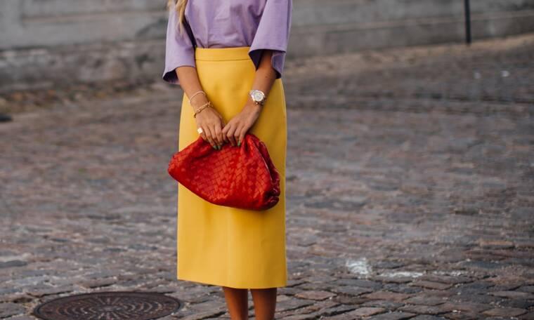 Πανελλήνιες 2021: 8 κίτρινα fashion items για θετικά vibes