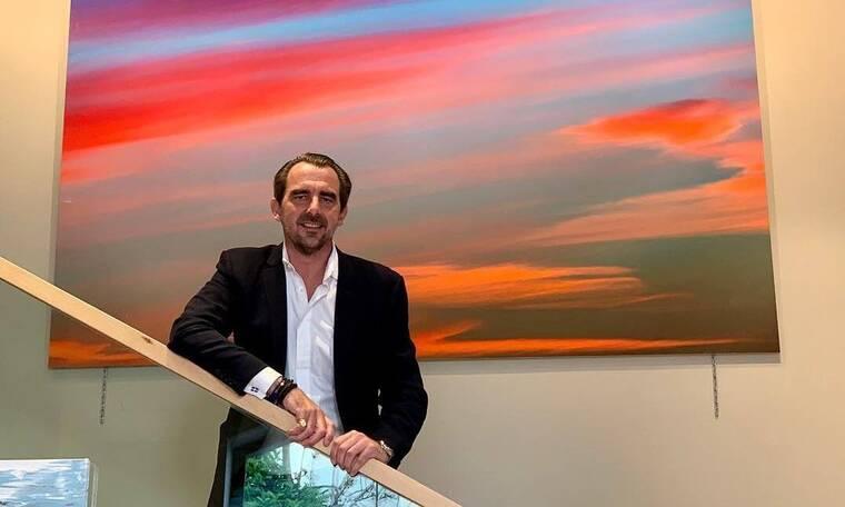 Ο Νικόλαος εκπροσωπεί την Ελλάδα στην Design Biennale του Λονδίνου